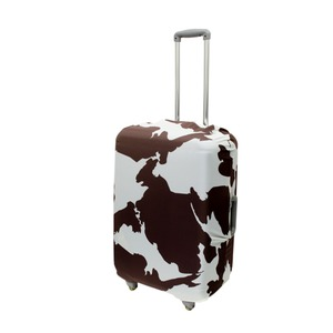 ミヨシ スーツケースカバー Mサイズ COW MBZ-SCM2/CW h01