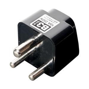 ミヨシ(MCO) 海外用電源変換プラグ シングル...の商品画像