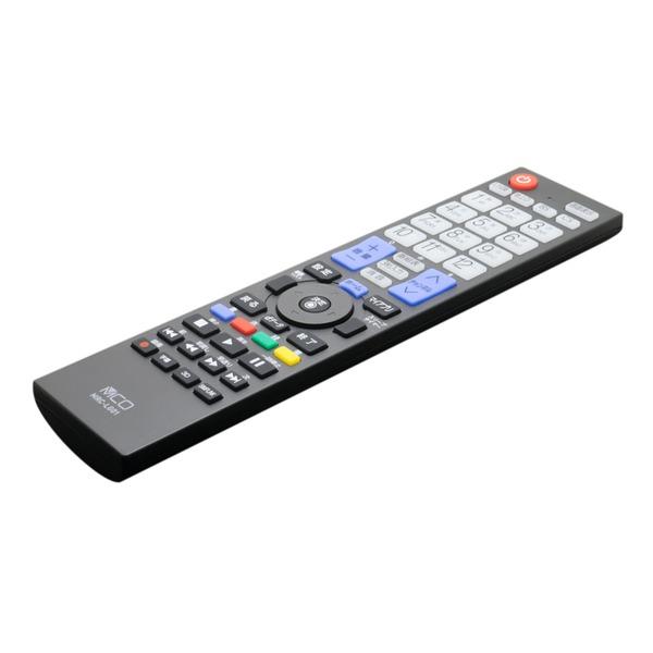 ミヨシ メーカー別テレビリモコン LG テレビ 対応 MRC-LG01f00
