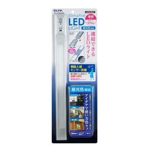 ELPA(エルパ)屋外用LEDセンサーライトAC電源ESL-SS1001AC
