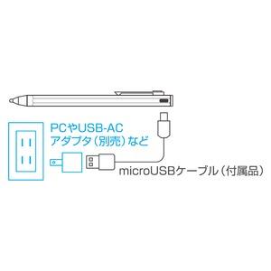ミヨシ アクティブタッチペン ピンク STP-14/PK