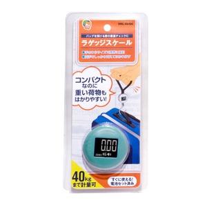 ミヨシ コンパクトラゲッジスケール MBL-04/GN グリーン