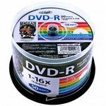HIDISC(磁気研究所) データ用 DVD-R 16倍速 50枚 ワイドプリンタブル  HDDR47JNP50-6P  【6個セット】