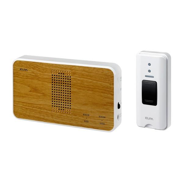 ELPA ワイヤレスチャイム押しボタンセット EWS-S5130