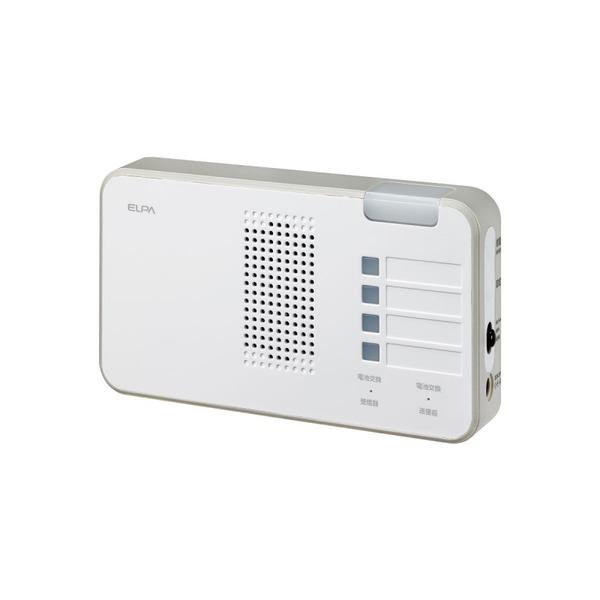 ELPA ワイヤレスチャイムランプ付き受信器 EWS-P52