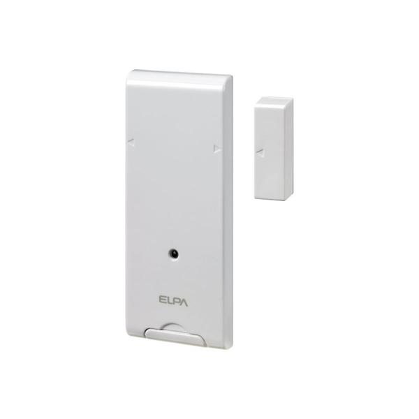 ELPA ワイヤレスチャイムドアセンサー送信器 EWS-P34