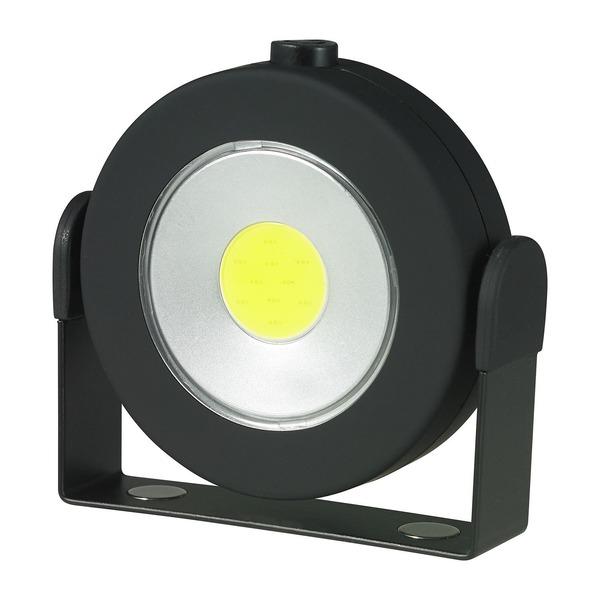 ELPA LEDマグネットライト DOP-WL07(BK)