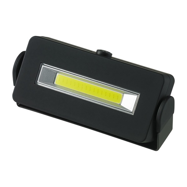 ELPA LEDマグネットライト DOP-WL08(BK)