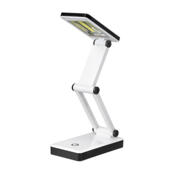 ELPA(エルパ) LEDコンパクトデスクライト AS-LC01(W)