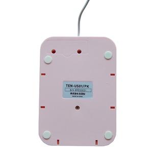ミヨシ(MCO) USBテンキー 丸キーキャップタイプ  ピンク TENUS01/PK