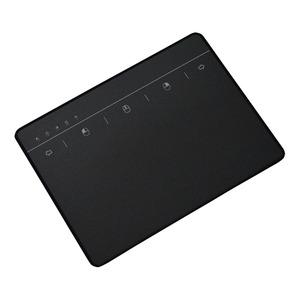 ミヨシ(MCO) なめらかUSBタッチパッド  ブラック TTP-US01/BK