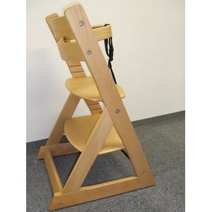 木製ベビーハイチェア 「ウッディベビーハイチェア」