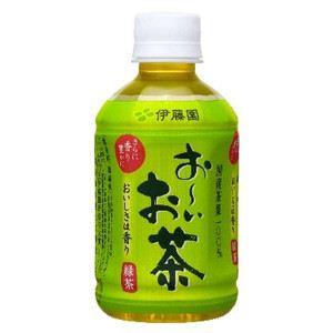 伊藤園 おーいお茶 緑茶 280ml 48本セット - 拡大画像