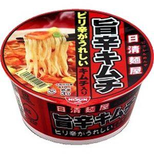 日清食品 日清麺屋 旨辛キムチ 75g 36個セット - 拡大画像