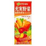 <i><strong>伊藤園 充実野菜 緑黄色野菜ミックス 200ml 48本セット</strong></i>