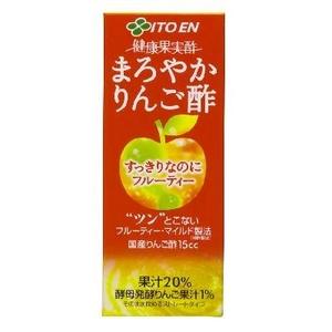 伊藤園 まろやかりんご酢 200ml 48本セット