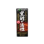 <i><strong>伊藤園 黒酢ともろみ酢ドリンク 200ml 48本セット</strong></i>