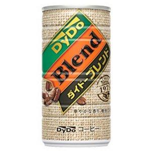 【ケース販売】 ダイドー ブレンドコーヒー 185g 60本セット まとめ買い - 拡大画像