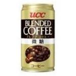 UCC上島珈琲|ブレンドコーヒー190ml缶×60本