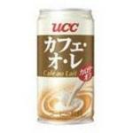 UCC上島珈琲 カフェオレ 190ml缶×60本