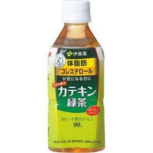 【特定保健用食品】伊藤園 カテキン緑茶 350ml 72本セット