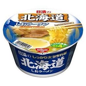 日清食品 日清の北海道しおラーメン 36個セット