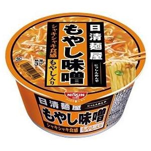 日清食品 日清麺屋 もやし味噌 36個セット