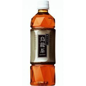 サントリー 烏龍茶 500ml 48本セット
