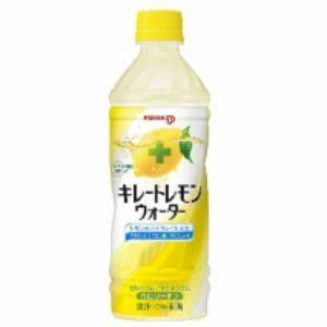 ポッカ キレートレモンウォーター 500ml 【48本セット】