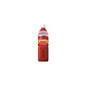 カゴメトマトジュース食塩無添加 900gPET 24本セット - 拡大画像