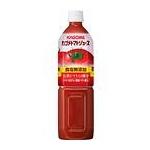 カゴメトマトジュース食塩無添加 900gPET 24本セット