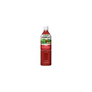 カゴメ野菜ジュース 900gPET 24本セット - 拡大画像
