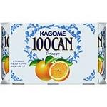 カゴメ(KAGOME)100CAN オレンジ 160g缶X60本セット