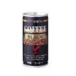 富永貿易 神戸居留地 ブラックコーヒー 190ml 60本セット