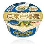 テーブルマーク 加ト吉 広東白湯麺 24個セット