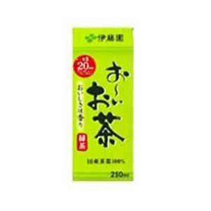 伊藤園 おーいお茶 緑茶 紙パック 250ml 72本セット - 拡大画像