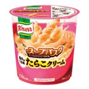 味の素 クノールスープパスタ たらこクリーム 42.5g 48個セット