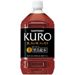 【ケース販売】 SUNTORY(サントリー) 黒烏龍茶 1リットル 24本セット 【特定保健用食品(トクホ)】 まとめ買い