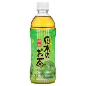 【まとめ買い】 ポン日本のお茶 500ml 48本入り - 拡大画像