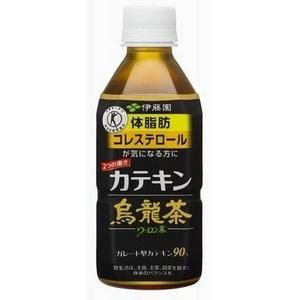 伊藤園 カテキン烏龍茶 350ml 72本セット - 拡大画像