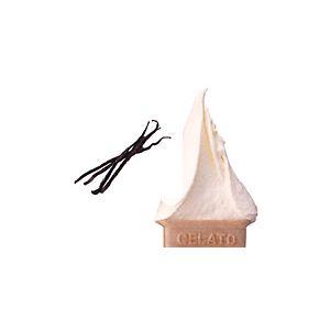 業務用アイス バニラ&杏仁セット (2L×2 計4L)