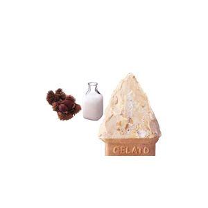 業務用アイス マロンミルク&ラムネセット (2L×2 計4L)