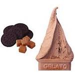 業務用アイス キャラメルクッキー&ベルギーチョコレートセット (2L×2 計4L) 画像1