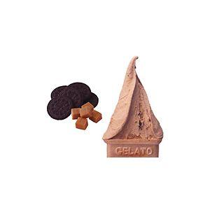 業務用アイス キャラメルクッキー&カルピスセット (2L×2 計4L)