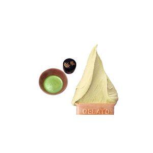 業務用アイス 宇治抹茶&むらさきいもセット (2L×2 計4L)