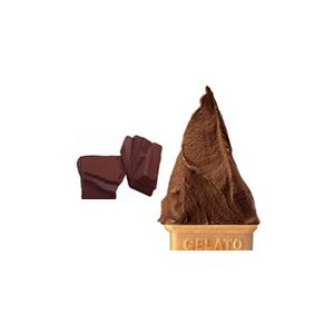 業務用アイス 北海道クリームチーズ&ベルギーチョコレートセット (2L×2 計4L)
