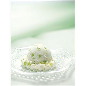 業務用アイス 北海道クリームチーズ&夢の宝石箱メロンセット (2L×2 計4L)