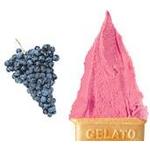 業務用アイス ゆず&カベルネソーヴィニヨン(黒ぶどう)セット (2L×2 計4L)