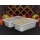 業務用アイス ゆず&北海道クリームチーズセット (2L×2 計4L) 写真4