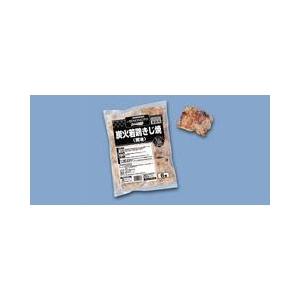 【訳あり 賞味期限間近のため大特価】業務用冷凍食品 味の素 炭火若鶏きじ焼き(醤油) 720g袋(6個入)×8袋